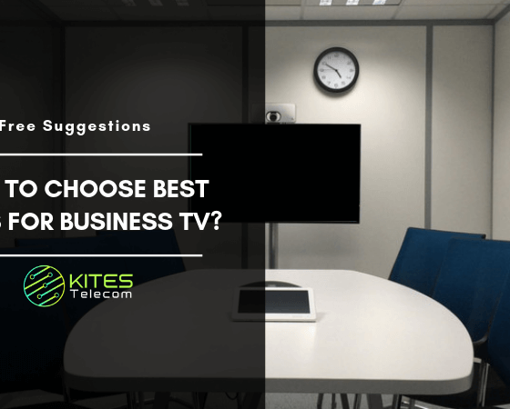 How to Choose Best Plans for Business TV